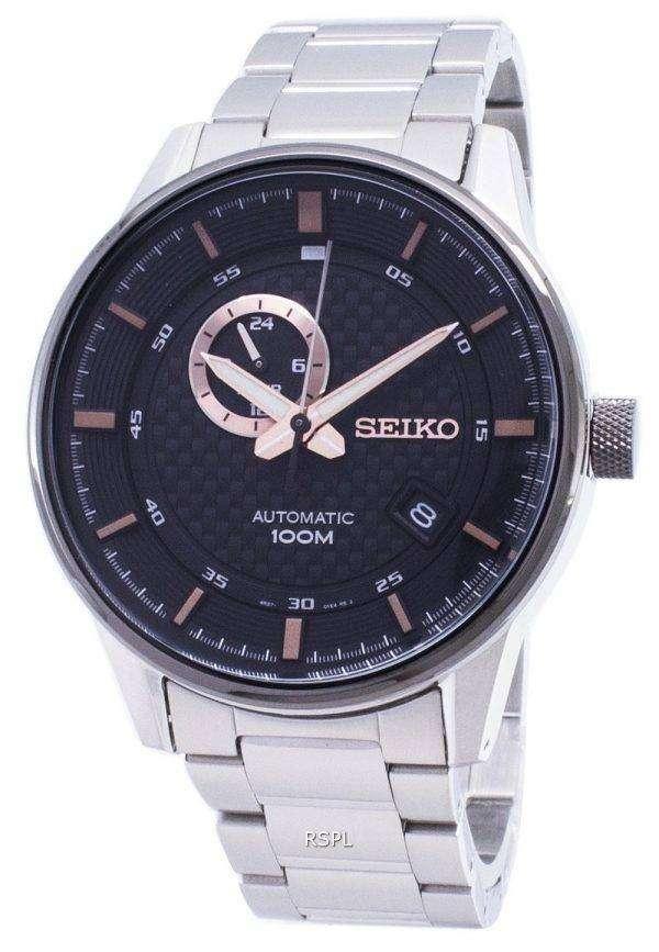 Seiko Automatic SSA389 SSA389K1 SSA389K Analog Men's Watch