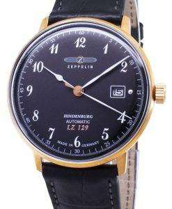 Zeppelin Series LZ129 7068-2 70682 Automatic Germany Made Men's Watch