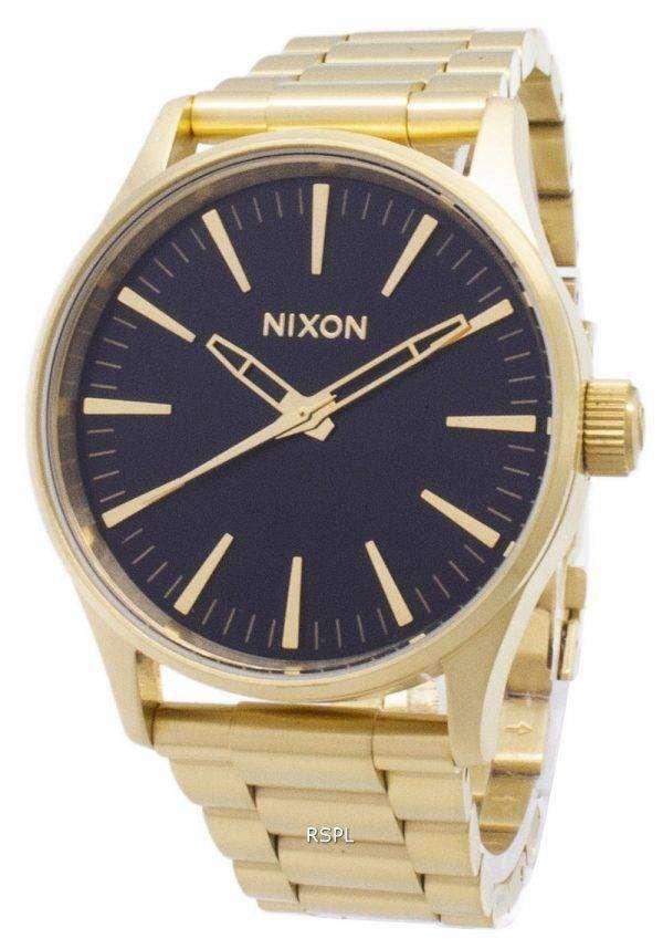 Nixon Sentry 38 Quartz A450-1604-00 Unisex Watch