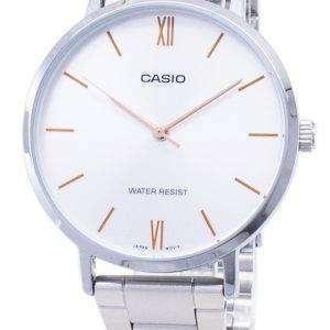 Casio Quartz LTP-VT01D-7B LTPVT01D-7B Analog Women's Watch