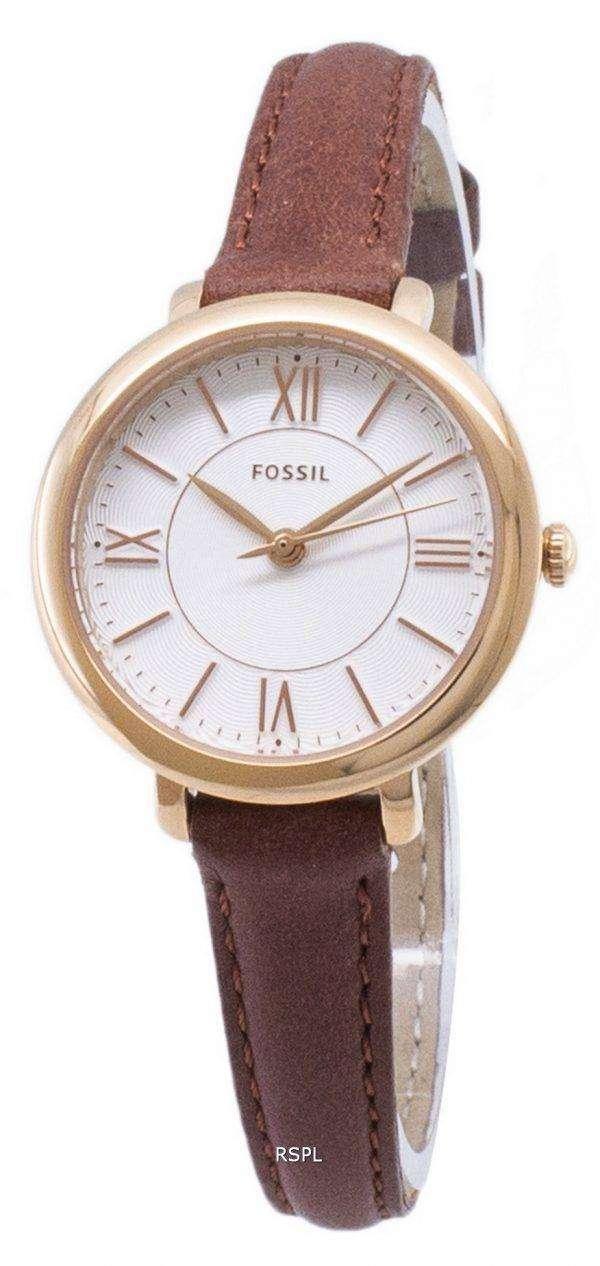 Fossil Jacqueline ES4412 Quartz Analog Women's Watch