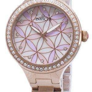 Invicta Wildflower 28824 Diamond Accents Analog Quartz Women's Watch