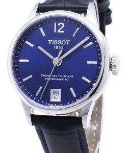 Tissot T-Classic Powermatic 80 T099.207.16.047.00 T0992071604700 Automatic Women's Watch