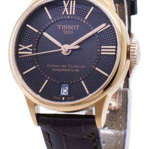 Tissot T-Classic Powermatic 80 T099.207.36.448.00 T0992073644800 Automatic Women's Watch