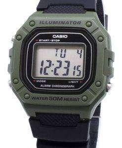 Casio Youth W-218H-3AV W218H-3AV Digital Men's Watch