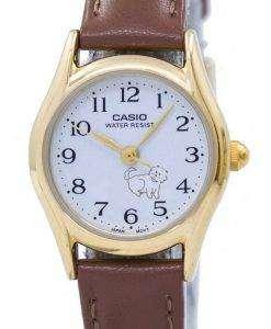 Casio Quartz Analog LTP-1094Q-7B7 LTP1094Q-7B7 Women's Watch