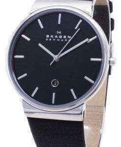 Skagen Ancher Quartz Black Dial SKW6104 Men's Watch
