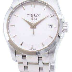 Tissot T-Classic Couturier T035.210.11.011.00 T0352101101100 Quartz Women's Watch
