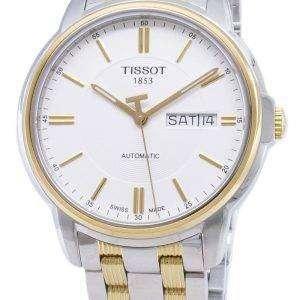 Tissot T-Classic Automatic III T065.430.22.031.00 T0654302203100 Analog Men's Watch