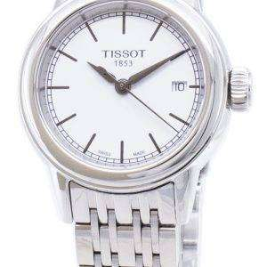 Tissot T-Classic Carson T085.210.11.011.00 T0852101101100 Quartz Analog Women's Watch