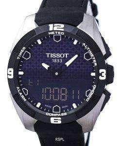 Tissot T-Touch Expert Solar Chronograph T091.420.46.051.00 T0914204605100 Men's Watch