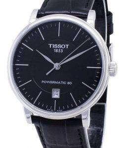 Tissot T-Classic Carson T122.407.16.051.00 T1224071605100 Powermatic 80 Men's Watch