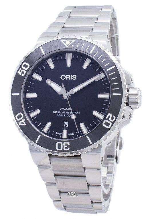 Oris Aquis Date 01 733 7730 4154-07 8 24 05PEB 01-733-7730-4154-07-8-24-05PEB 300M Automatic 300M Men's watch