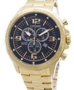 Citizen Chronograph AN7122-81E Quartz Analog Men's Watch
