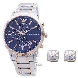 Emporio Armani Renato AR80025 Chronograph Analog Men's Watch