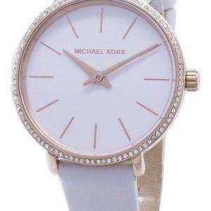 Michael Kors Mini Pyper MK2802 Diamond Accent Analog Women's Watch