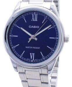 Casio Timepieces MTP-V005D-2B2 MTPV005D-2B2 Analog Men's Watch
