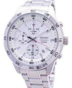 Seiko Chronograph SKS637 SKS637P1 SKS637P Quartz Analog Men's Watch