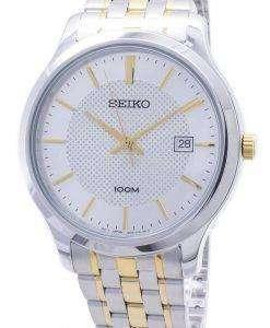 Seiko Neo Classic SUR295 SUR295P1 SUR295P Quartz Analog Men's Watch