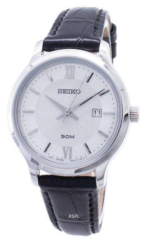 Seiko Neo Classic SUR645 SUR645P1 SUR645P Quartz Analog Women's Watch