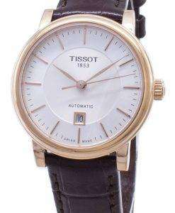 Tissot T-Classic Carson T122.207.36.031.00 T1222073603100 Automatic Women's Watch