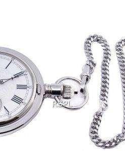 Tissot T-Pocket Savonnette Mechanical T864.405.99.033.00 T8644059903300 Automatic Pocket Watch