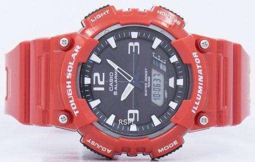 Casio Analog Digital Tough Solar AQ-S810WC-4AVDF AQ-S810WC-4AV Mens Watch