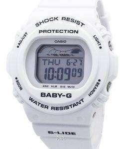 Casio Baby-G G-Lide BLX-570-7 BLX570-7 Shock Resistant 200M Women's Watch