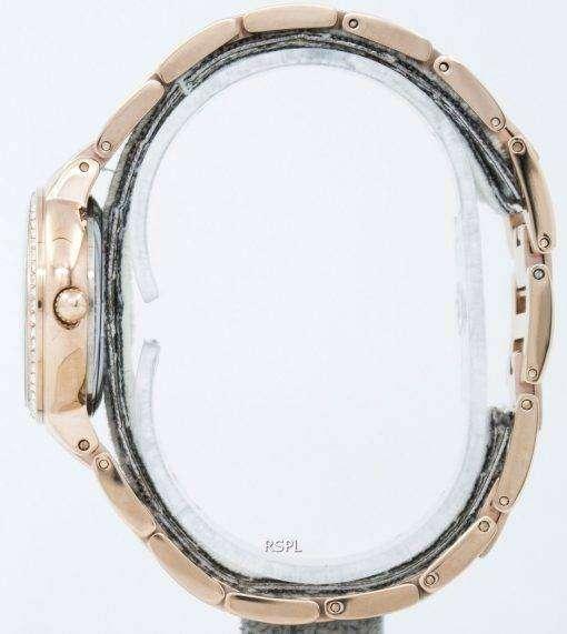 Fossil Virginia Three-Hand Crystal Gold Tone ES3284 Womens Watch
