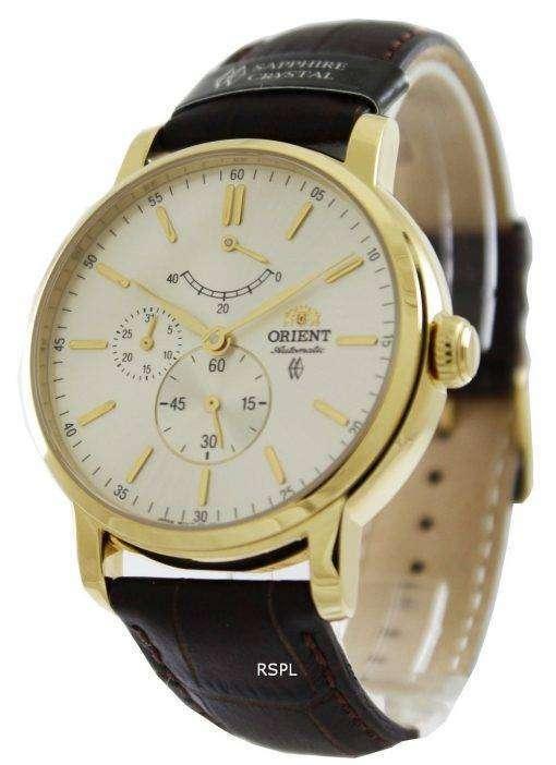 Orient Automatic FEZ09002S Power Reserve Men's Watch