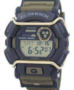 Casio G-Shock Flash Alert Super Illuminator 200M GD-400-9 Mens Watch
