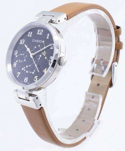 Casio Quartz LTP-E11L-5A1 LTPE11L-5A1 Analog Women's Watch