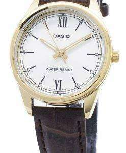 Casio Quartz LTP-V005GL-9B LTPV005GL-9B Analog Women's Watch