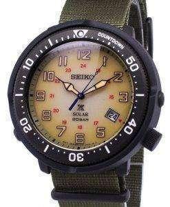 Seiko Prospex Fieldmaster Solar 200M SBDJ029 SBDJ029J1 SBDJ029J Men's Watch