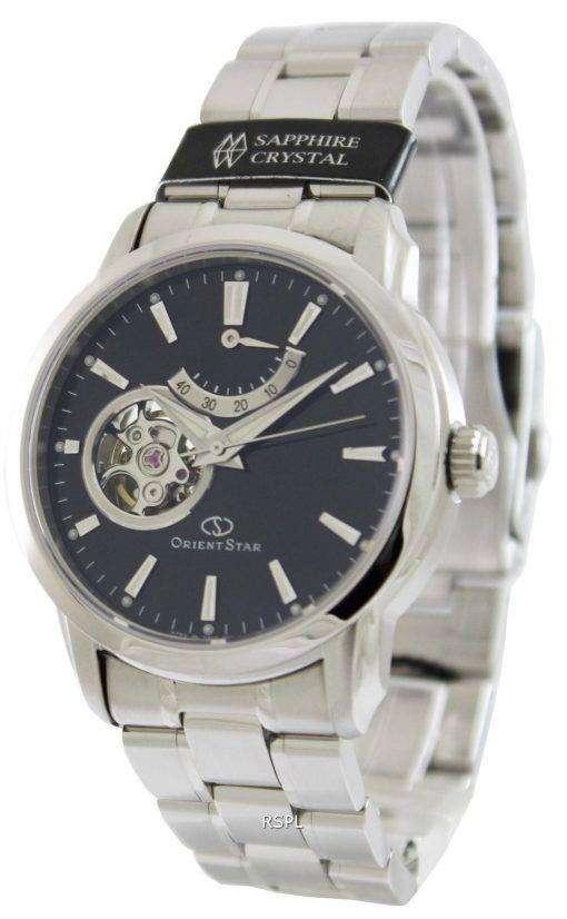 OrientStar Open Heart Power Reserve SDA02002B0 SDA02002B Men's Watch