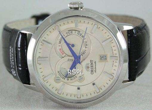 Orient Automatic Sun & Moon SET0P003W0 Mens Watch