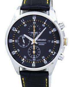 Seiko Quartz Chronograph SNDC89P2 Men's Watch