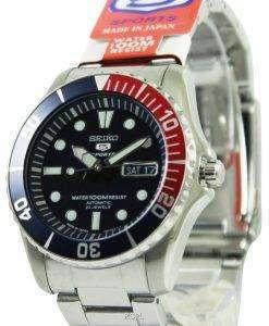 Seiko 5 Sports Divers Automatic SNZF15J1 SNZF15 Mens Watch