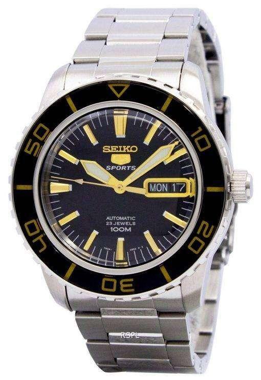 Seiko Automatic Sports SNZH57K1 SNZH57K SNZH57 Mens Watch