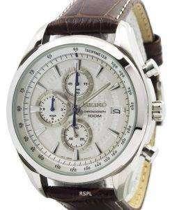 Seiko Quartz Chronograph SSB181P1 SSB181P Mens WatchAll Seiko