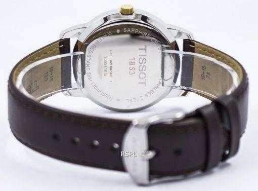 Tissot Classic Dream T033.410.26.011.01 Mens Watch