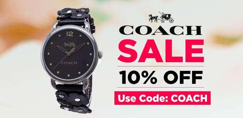 Coach Sale