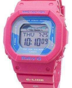 Casio Baby-G G-Lide BLX-560VH-4 BLX560VH-4 Tide Graph 200M Women's Watch