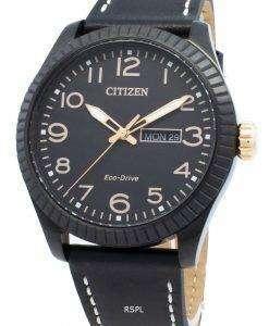 Citizen Eco-Drive BM8538-10E Power Reserve Analog Men's Watch