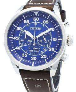 Citizen Eco-Drive CA4210-41L Chronograph  Analog Men's Watch