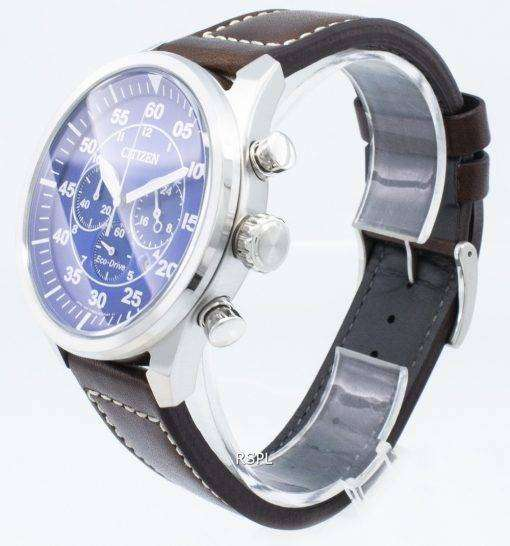 Citizen Eco-Drive CA4210-41L Chronograph  Analog Men's Watch