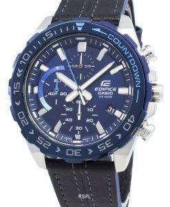 Casio Edifice EFR-566BL-2AV EFR566BL-2AV Chronograph Quartz Men's Watch