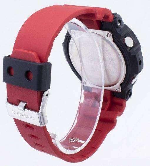 Casio G-Shock GAS-100RB-1A GAS100RB-1A Solar 200M Men's Watch