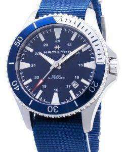 Hamilton Khaki Navy Scuba H82345941 Automatic Analog Men's Watch