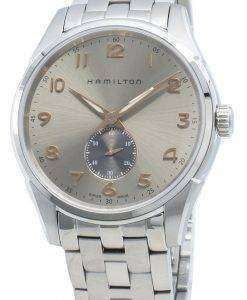 Hamilton Jazzmaster Thinline H38411180 Small Second Quartz Men's Watch